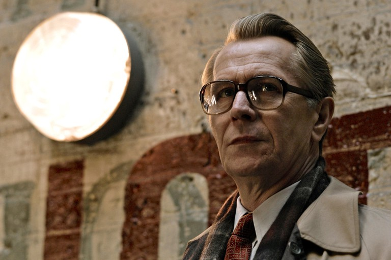 GARY OLDMAN, TINKER TAILOR SOLDIER SPY, 2011