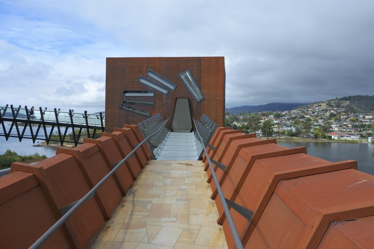Mona Museum of Old and New Art in Hobart