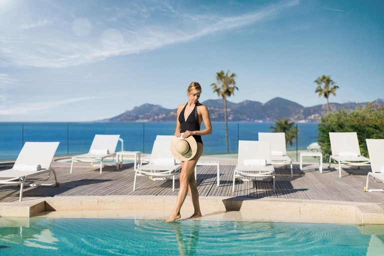 Le Thermes Marins de Cannes at the Radisson Blu