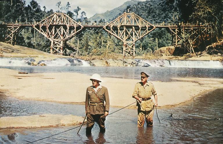 The Bridge On The River Kwai - 1957