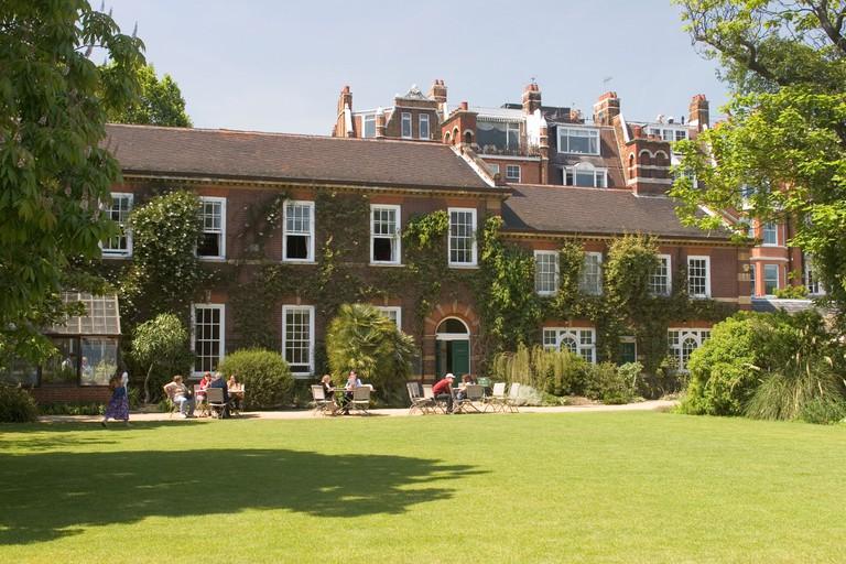 Chelsea Physic Garden London England UK