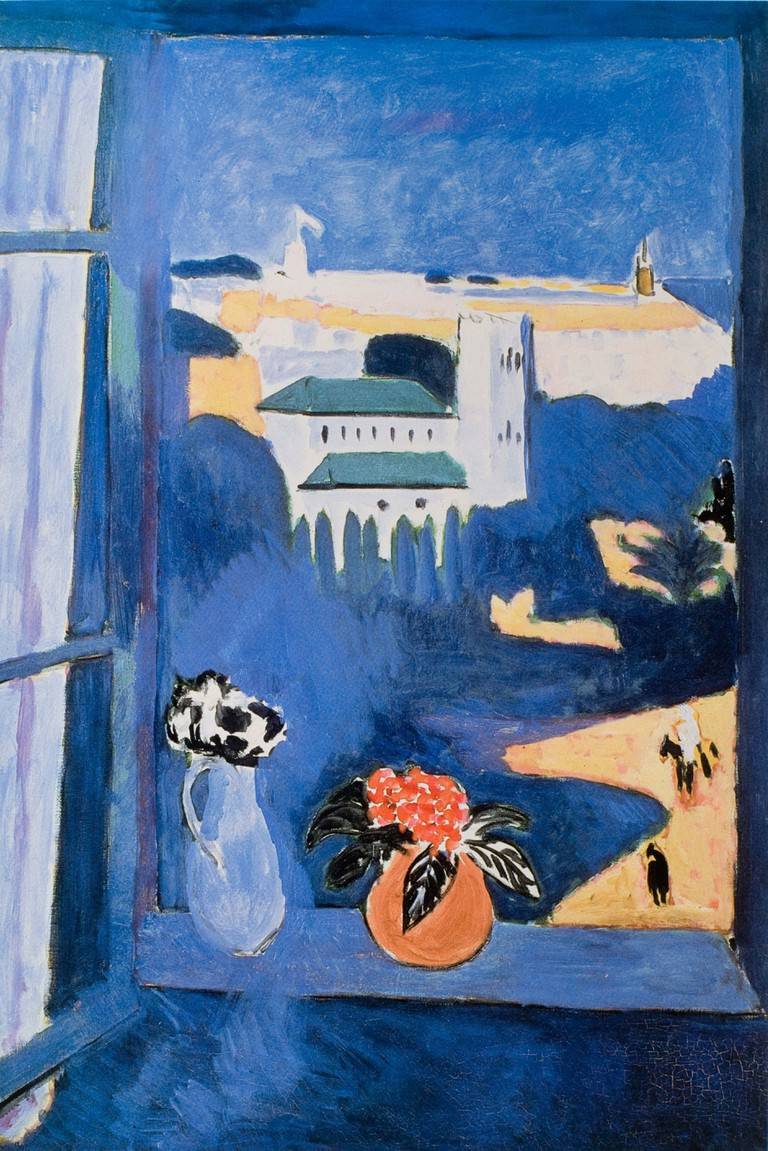 Window at Tangier 1912 Henri Matisse