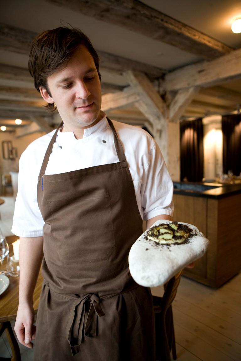 Denmark, Copenhagen, restaurant Noma, best restaurant in the world 2010-2011, chef Rene Redzepi,