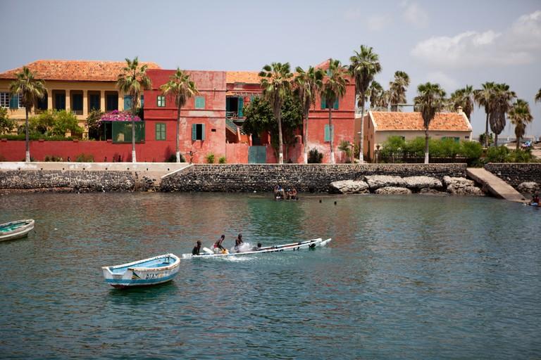 Goree island Dakar Senegal Africa