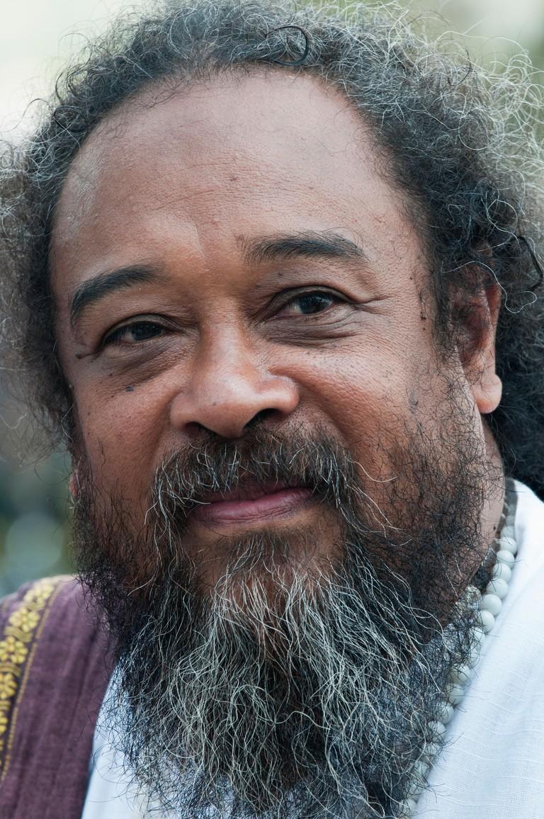 Spiritual master, Mooji, Jamacan decent