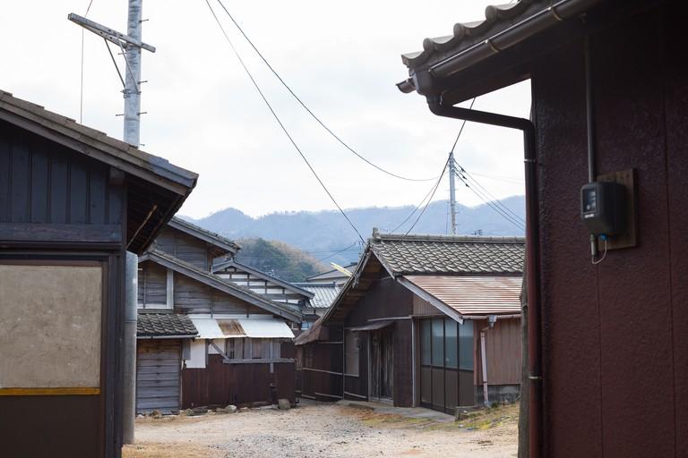 Housings at Sasagawa Nagare