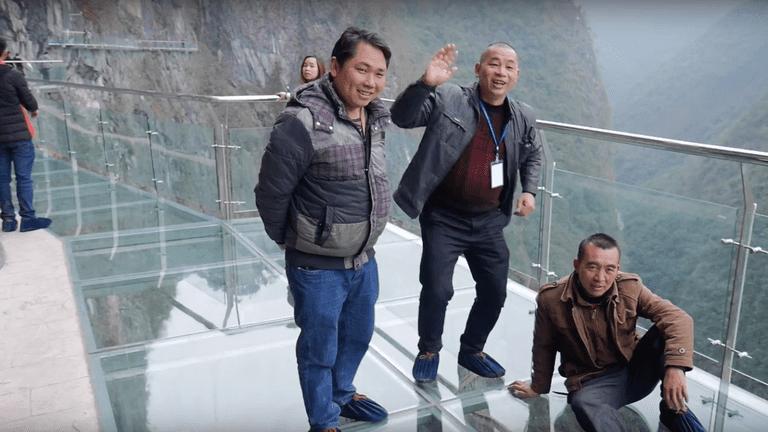 Dan Lu Shan Bridge 1