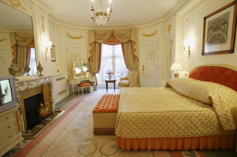 Deluxe Suite. Hotel Ritz. London. UK
