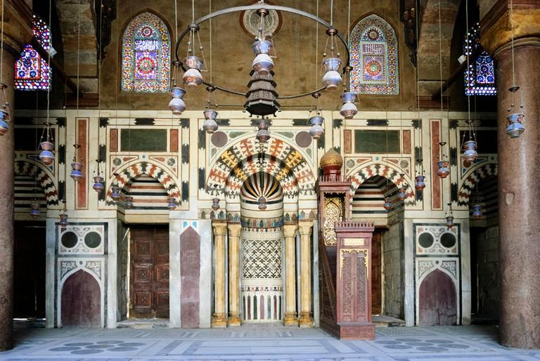 Madrassa & Khanqah of Sultan Barquq - Cairo, Lower Egypt