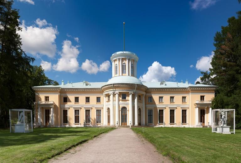 Museum-Estate of Arkhangelskoye.