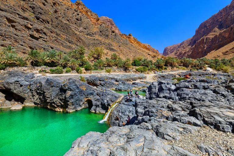 Wadi Al Arbaeen Oman