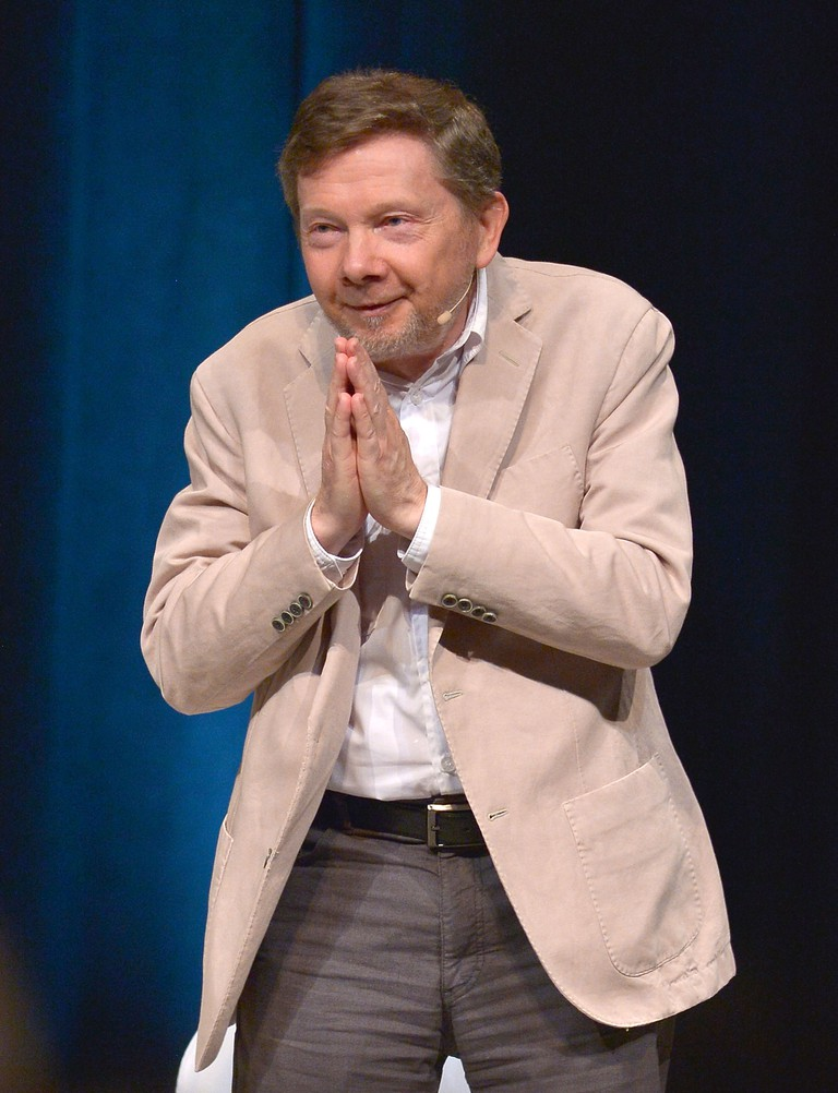An Evening With Eckhart Tolle