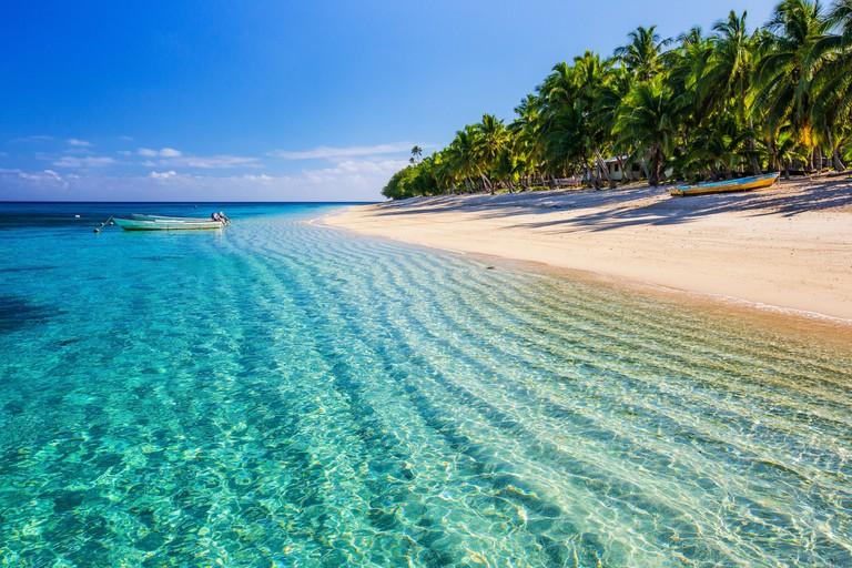 Dravuni Island, Fiji.
