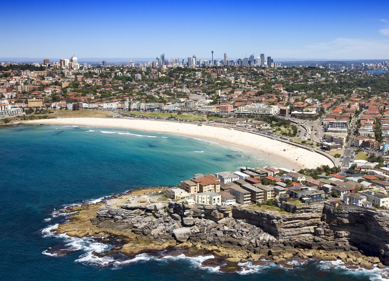 Bondi Beach, Sydney, NSW