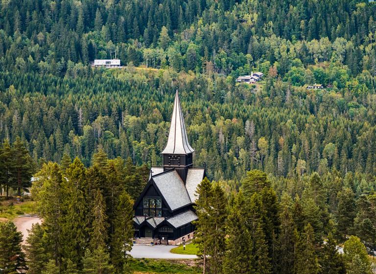 Holmenkollen Chapel