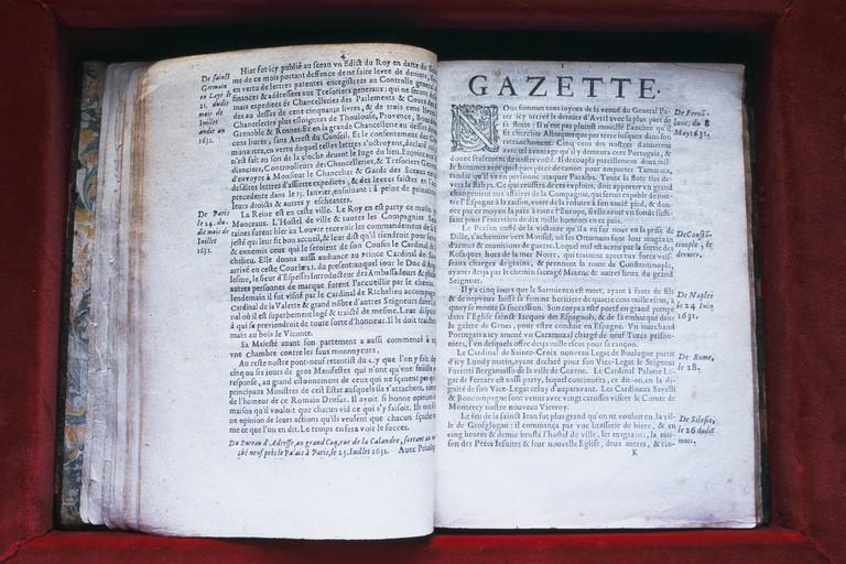 LA GAZETTE, ANNEXE DE LA BIBLIOTHEQUE, LE SENAT, PALAIS DU LUXEMBOURG, PARIS 6°, FRANCE