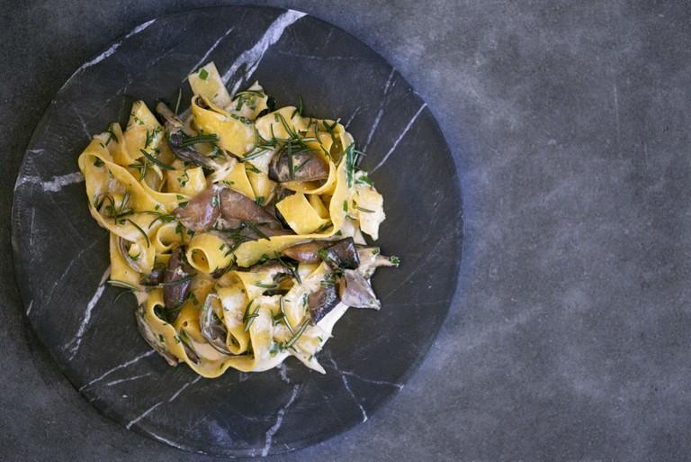 Gorgonzola pasta by Giovanna Eusebi - Image Credit - Gerardo Jaconelli (1)
