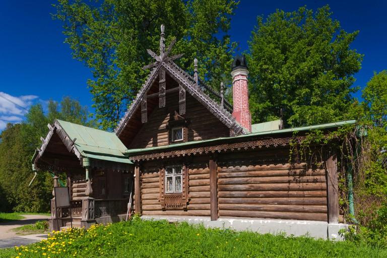 Abramtsevo Estate Museum-Preserve