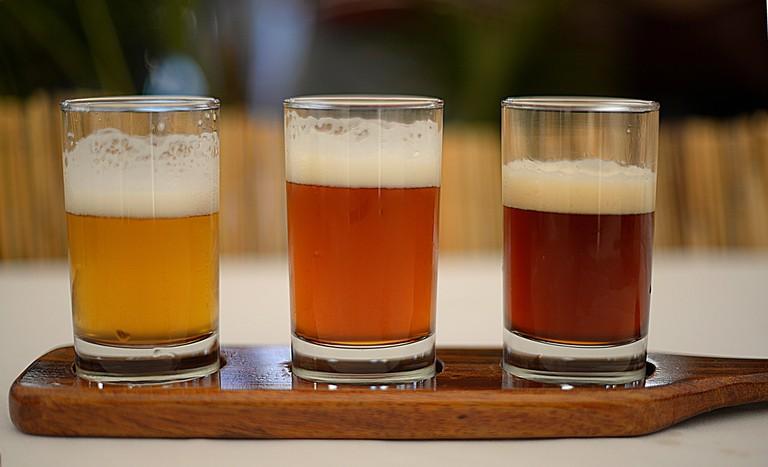 Lễ hội bia thủ công