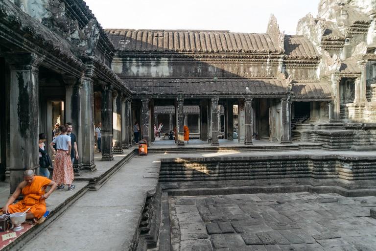 Siem Reap-Angkor Wat-Cambodia
