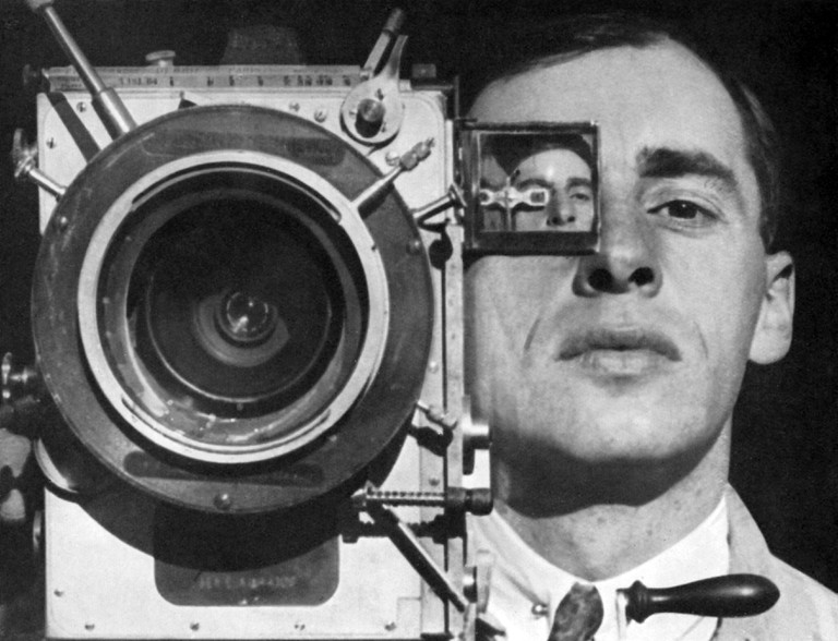 Man with the Movie Camera,1929