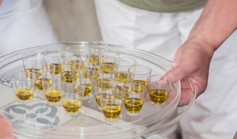 olivefest19-001 olive oil tasting 2