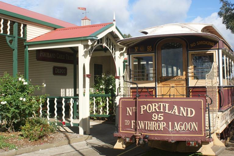 Portland Cable Tram, Australia
