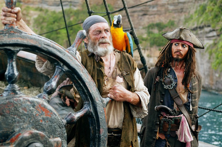 BAILIE,DEPP, PIRATES OF THE CARIBBEAN: AT WORLD'S END, 2007