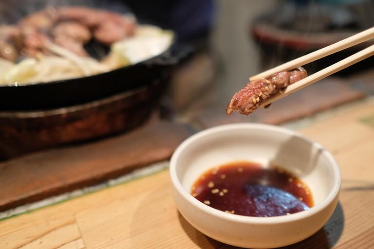 Jingisukan (Japanese BBQ)