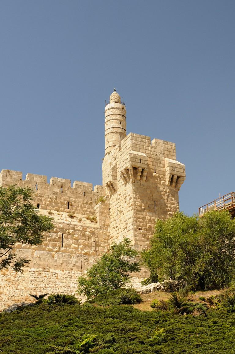 Tower of David Museum, Jerusalem, Israel