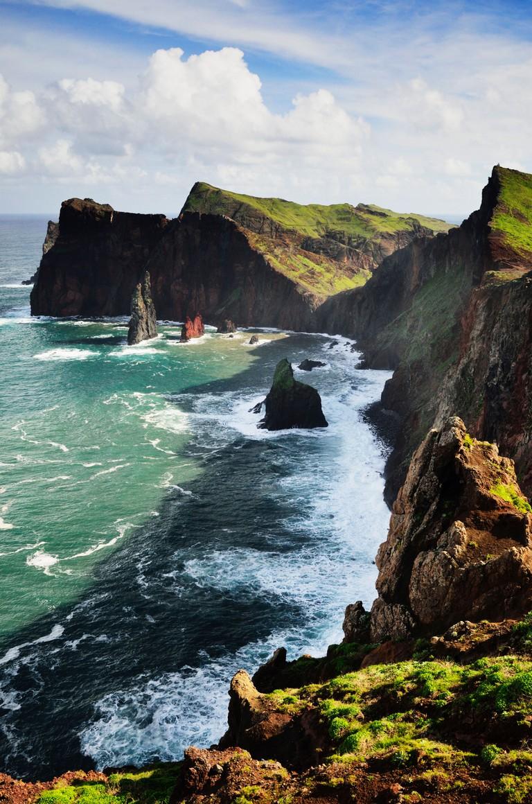 Ponta do Castelo, Madeira, Portugal, Atlantic Ocean, Europe