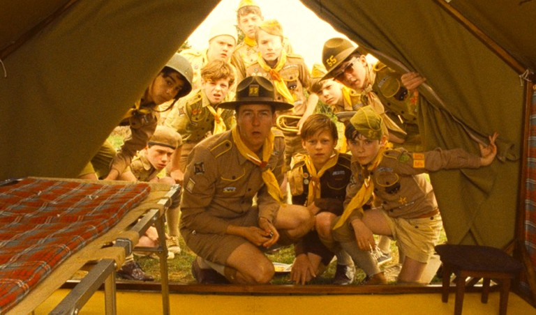 MOONRISE KINGDOM 2012 Focus Features film with Edward Norton