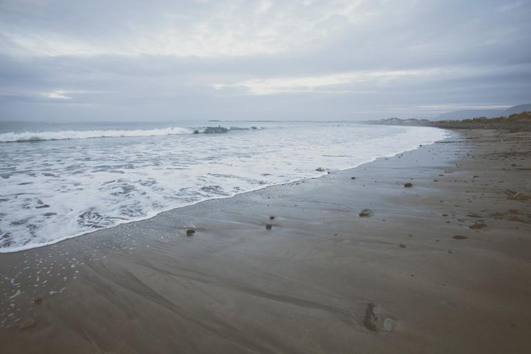 Streedagh beach in Co. Sligo, Ireland