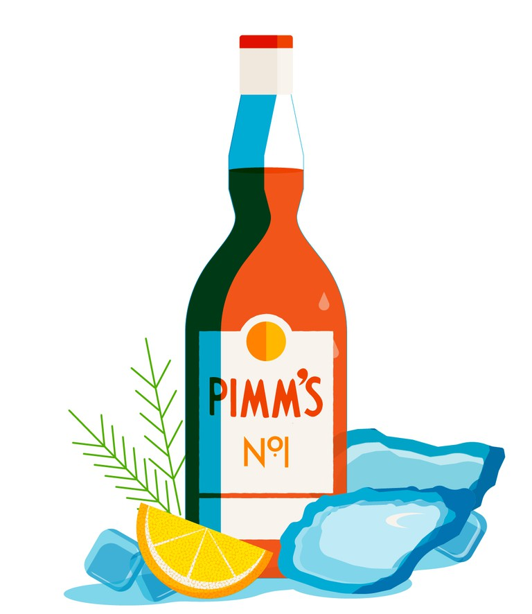 Drunk Histories The Story of Pimms