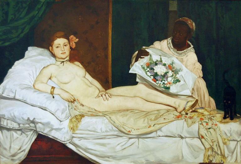 Édouard Manet, 'Olympia', 1863
