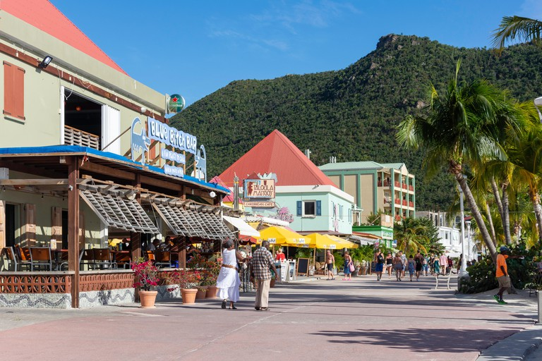 The Boardwalk, Philipsburg