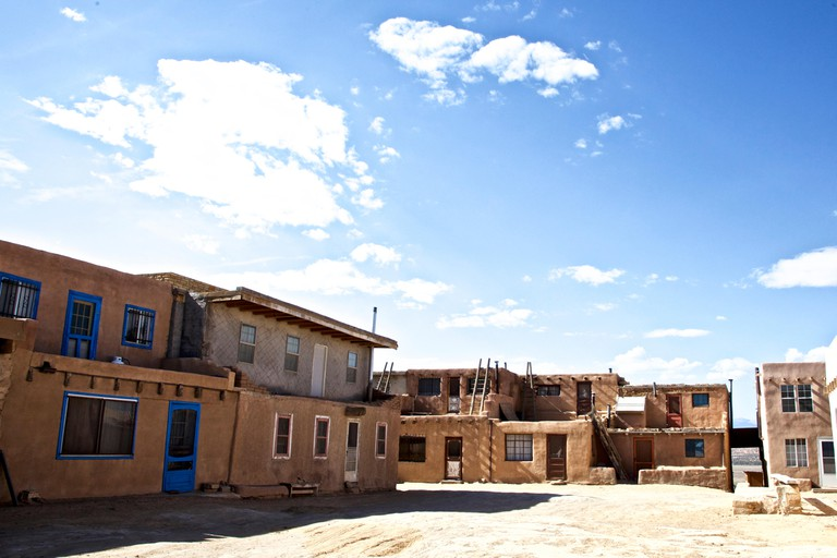 Acoma Indian Pueblo, New Mexico.
