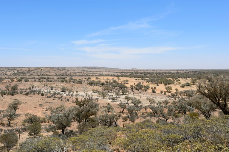 Neighbouring Sturt National Park, near Tibooburra, New South Wales