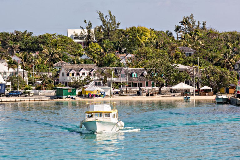 Dunmore Town, Harbour Island, The Bahamas