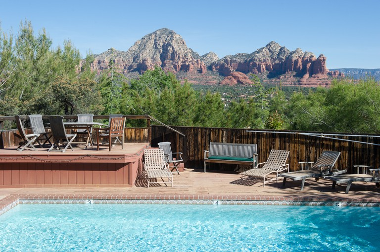 Resort in Mountains Sedona, Arizona