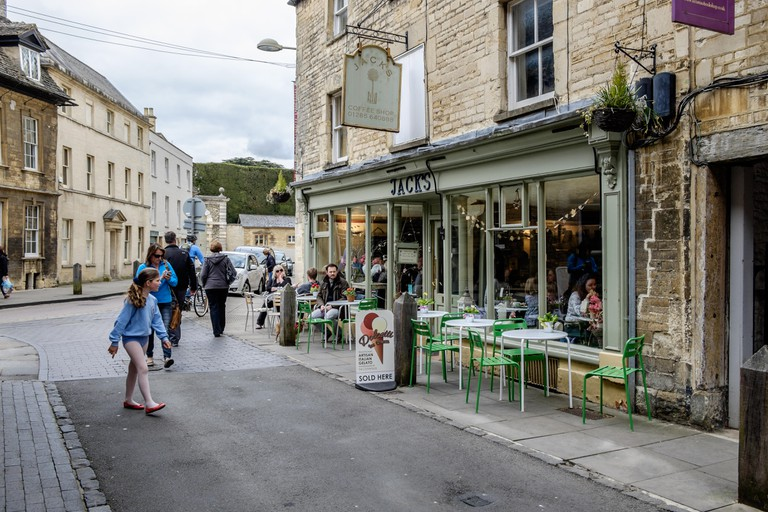 Cafe in Cirencester, Gloucestershire