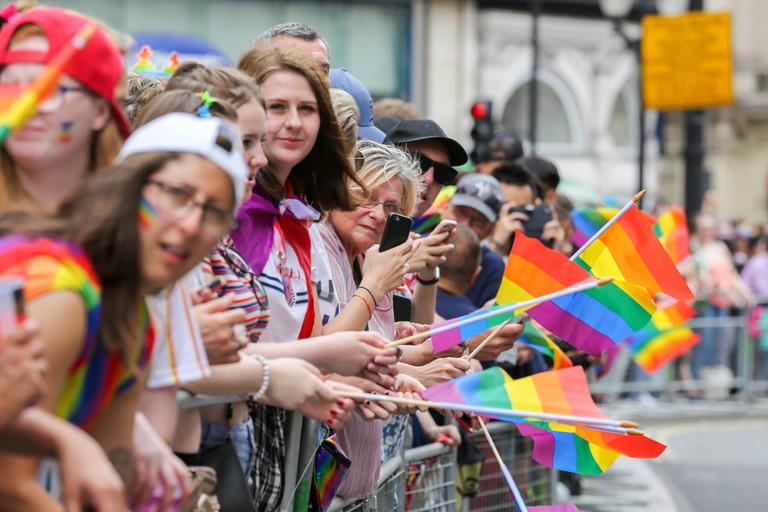 London's Biggest Ever Gay Pride - 2019