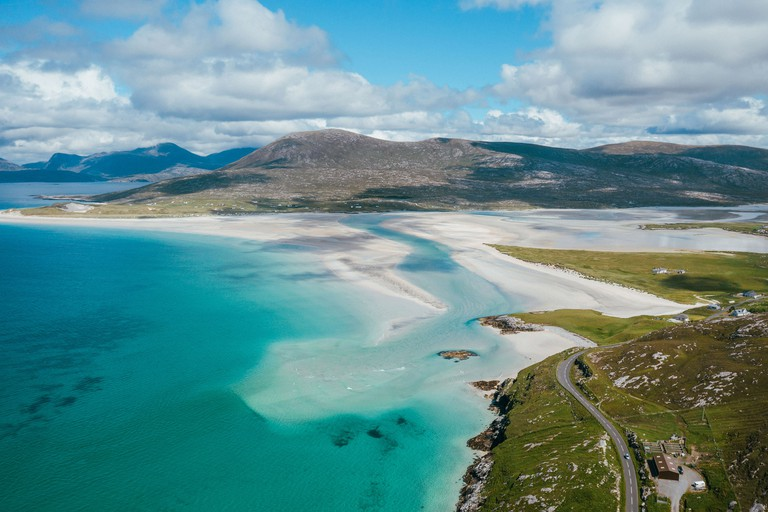 Scotland's world-famous islands prove paradise is just around the corner