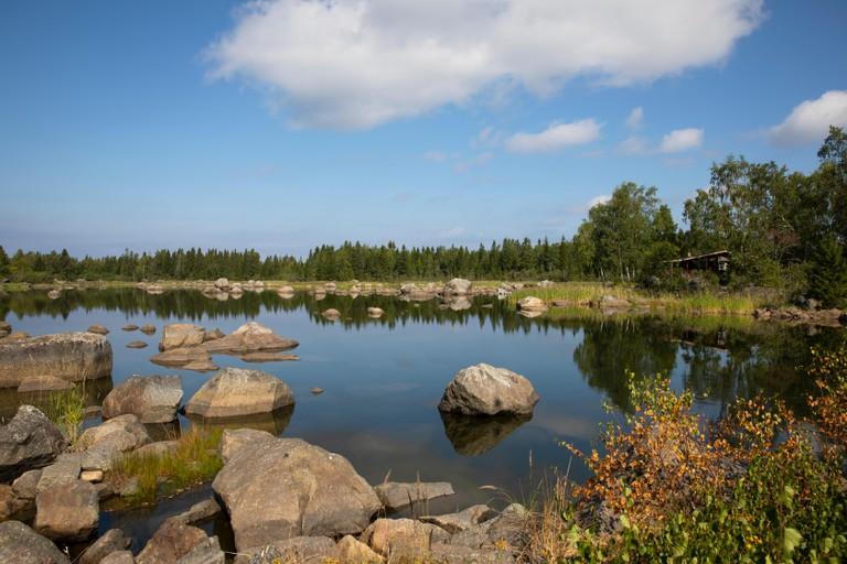 Kvarken, Finland