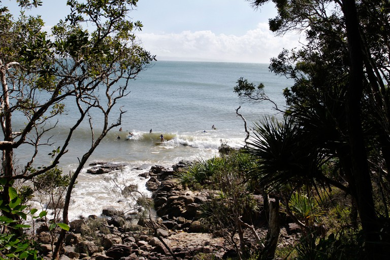 Noosa National Park - Sunshine Coast in Queensland, Australia