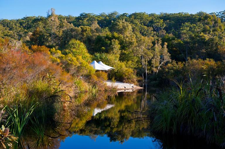 Kingfisher Resort, Fraser Island, UNESCO World Heritage Site.