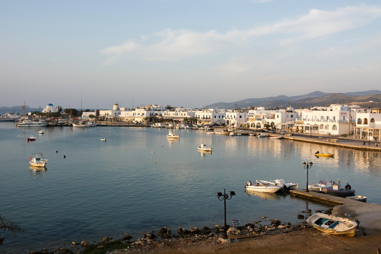 Antiparos island, Southern Aegean sea, Greek Islands, Greece.