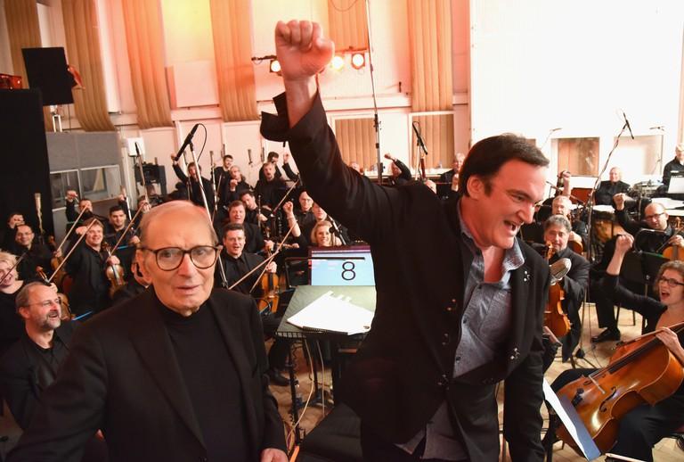 "Ennio Morricone - Live Recording ""H8ful Eight"" Soundtrack - Day 2"