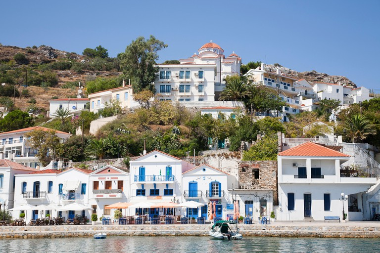 Ikaria island, Aegean Sea, Greece.