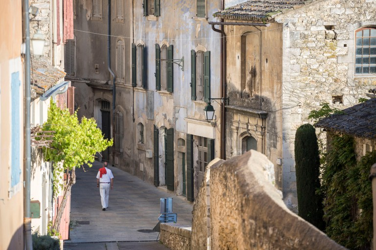 Village of Menerbes, Luberon Provence